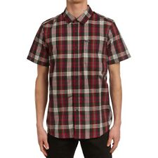 VOLCOM Men's S/S Button Shirt SURPLUS - STH - Medium - NWT