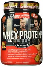 Six Star Pro Nutrition Elite Series Whey Protein Pulver, Triple Chocolate, 2