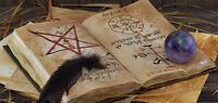 THE ULTIMATE COLLECTION OF SPELLS & WITCHCRAFT RITUALS - COVEN MAGICK - MAGIC