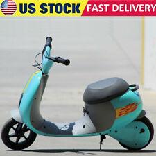 New Electric Kid Motorbike Moped Zapper 100W Pocket Mod Miniature Euro Scooter