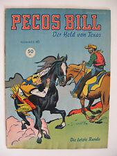 PECOS BILL N. 41, Mondial-Verlag, stato 2+