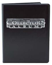 Ultra Pro Portfolio - 4 Pocket Black