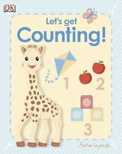 My First Sophie la girafe: Let's Get Counting! (My First Sophie La-ExLibrary