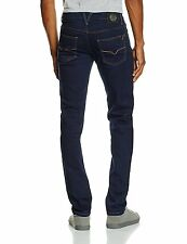 Versace Jeans men's slim fit dark deep indigo jeans size W31