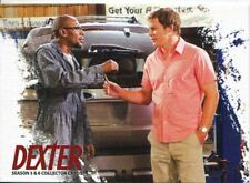 Dexter Seasons 5 & 6 Quotes Chase Card DQ2