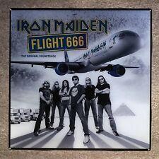 IRON MAIDEN Flight 666 Coaster Soundtrack