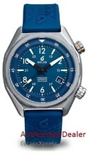 NEW BOLDR EXPEDITION Everest watch Blue automatic 200m - WARRANTY - AD