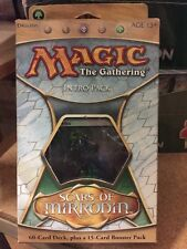 Magic The Gathering Scars Of Mirrodin Phyrexian Poison Deck For Card Game MTG