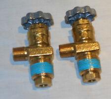 "(2) Marshall Excelsior Service Valve Motor, Fuel 3/4"" MNPTX 3/8"" MNPT, 2.6GPM"