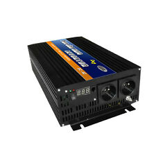 Convertisseur pur sinus 12V/230V 1500W