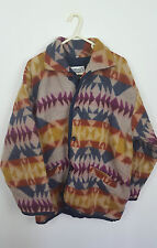 VTG RETRO AZTEC WOMENS URBAN RENEWAL TRIBAL NAVAJO OVERSIZED FESTIVAL JACKET L