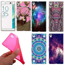 For Sony Xperia XA Ultra 6 inch TPU Flexible Silicone Gel Rubber Back Case Cover
