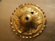 Applique Louis XVI bobèche en bronze doré lustre lustrerie luminaire ancien