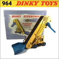 Dinky Toys 964 - Elevator loader, tapis élévateur avec boîte