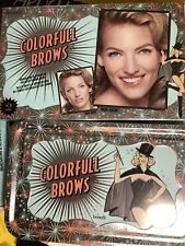 Benefit Colorful Brows #2 Nib 4 Piece Set Authentic Wow Brow