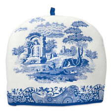 Portmeirion Blue Italian Tea Cosy Teapot Warmer Kitchen Textiles