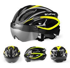 57cm-62cm EPS Integrally Helmet MTB Bicycle Cycling Helmet for Men Women Yellow