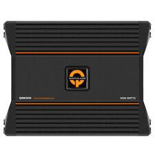 QUANTUM AUDIO QRM3000 3000 WATT CLASS D  MONOBLOCK AMPLIFIER MONO 1 CHANNEL AMP