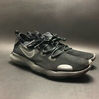NIKE Flex RN Mens Black Anthracite Athletic Running Shoes Size 15 CI9994-002