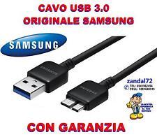 CAVO DATI SAMSUNG ORIGINALE USB 3.0 GALAXY S5 NOTE 3 i9600 N9000 N9005 G900 N