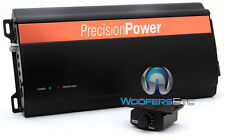 PRECISION POWER I1000.1 MONOBLOCK 1000W RMS MOTORCYCLE SUBWOOFER BASS AMPLIFIER