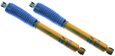2-BILSTEIN SHOCK ABSORBERS,REAR,80-98 FORD F SERIES 4WD,46MM MONOTUBE,GAS