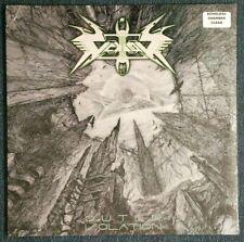 VEKTOR – Outer Isolation – CLEAR LP (LTD 200) – 1st press – NEW & SEALED!