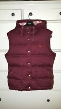 Jack Wills Gilet Popper Coats & Jackets for Women
