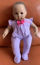 "American Girl Pleasant Company Asian Bitty Baby 15"" Doll"
