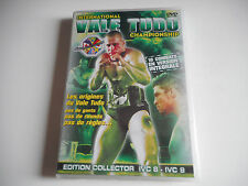 DVD NEUF - VALE TUDO / EDITION COLLECTOR IVC 8 - IVC 9 - ZONE 2