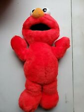 Vintage Tickle Me Elmo Tyco 1995 Sesame Street Talks Laughs