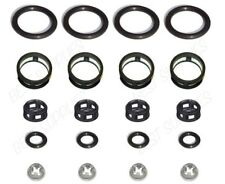 V4 Fuel Injector Service Repair Kit O-Rings Filters Seals Pintle Caps Retainers