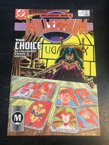 """Millenium#4 Incredible Condition 9.4(1987)""""Week 4"""" The Choice"""