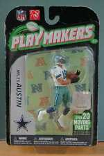 NFL Playmakers 2011 McFarlane 4 inch figure *MILES AUSTIN* Sealed Pack