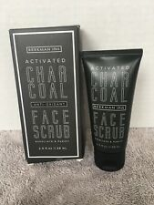 Beekman Activated Charcoal Exfoliating Facial Scrub - 2 oz. - Brand New!