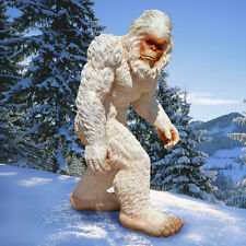 Medium Mythical Legendary Abominable Snowman Bigfoot Sasquatch Yeti Statue