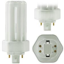 GE 18W PL CFL 4pin triple tube 4100K GX24q-2 F18TBX/SPX41A/4P 10 PACK