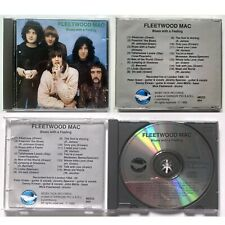 FLEETWOOD MAC & PETER GREEN Blues With A Feeling (Live In London 1968/1969) CD