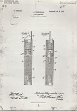 1902 Firecracker Patent Copy