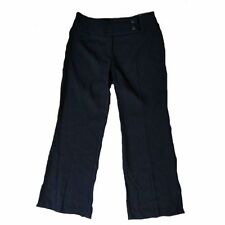 Marks and Spencer Bootcut Regular Mid Trousers for Women