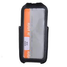 Jim Thomson Handytasche für Nokia 6120, mit Drehclip, schwarz, Case