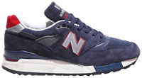 NEW BALANCE M998JC1 NAVY MEN'S SIZE 10.5 MADE IN USA Brand New in Box $200