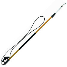 Telescoping Pressure Washer Wand Extension Outdoor Washing 18ft Lance 4000 Psi