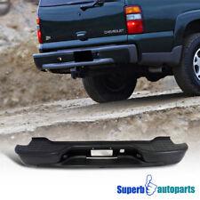 2000-2006 Chevy Suburban/ Tahoe GMC Yukon XL Rear Bumper Step Black