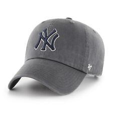 MLB New York Yankees Casquette Baseball de Nettoyage Anthracite 673106421354