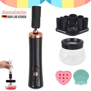 Elektrisch Make-up Pinsel Reinigen Reiniger Pinselreiniger Brush Cleaner Dryer