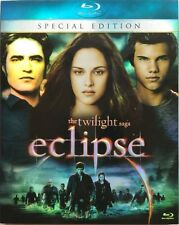 Blu-ray Eclipse - The Twilight Saga - Special Edition 2010 Usato