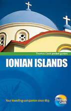 Ionian Islands, pocket guide, 3rd (HotSpots) (Pocket Guides),Thomas Cook Publish