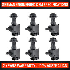Set of 6 Ignition Coils for Nissan Skyline R34 & Nissan StageA 2.5L ref IGC-156