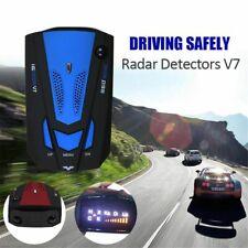 V7 360° Car 16 Band GPS Speed Police Safe Radar Detector Voice Alert Laser SK